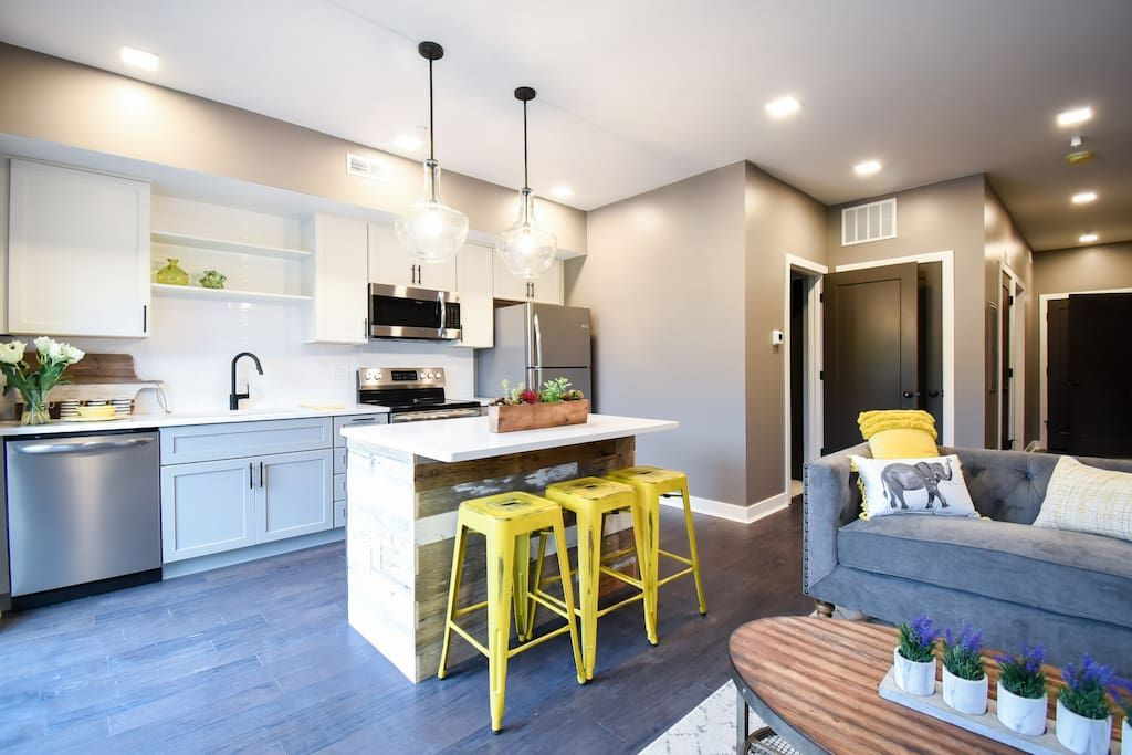 Ohio City Apartment - Brand New - Apartments for Rent in ...