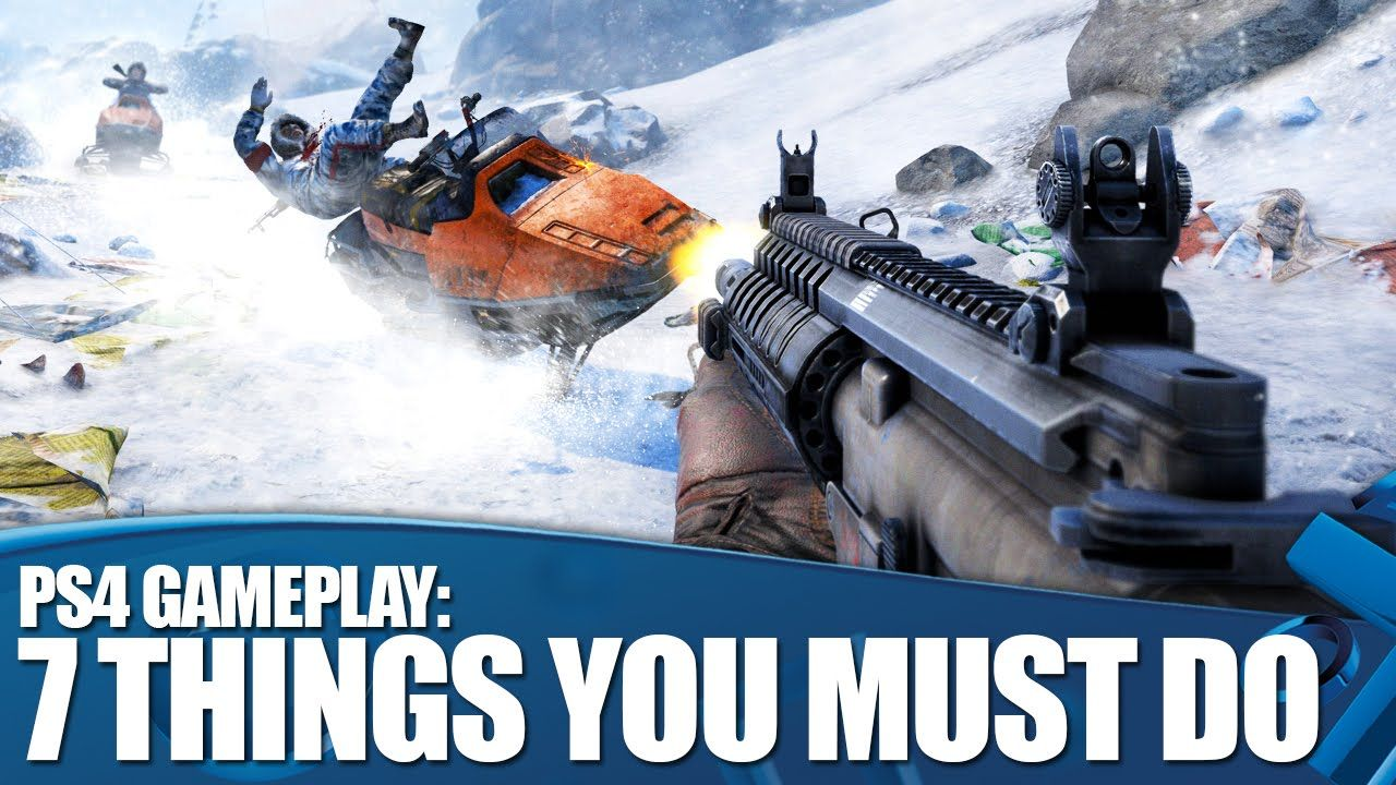Far Cry 4 Gameplay 7 Things You Must Do That You Couldn T In Far Cry 3 Far Cry 4 On Ps4 Has Some Great New Gameplay Features Far Cry 4 Gameplay Far Cry 3