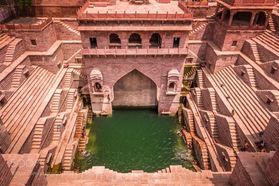 Jodhpur Stepwell by amarpushkar Travel experience, Tour
