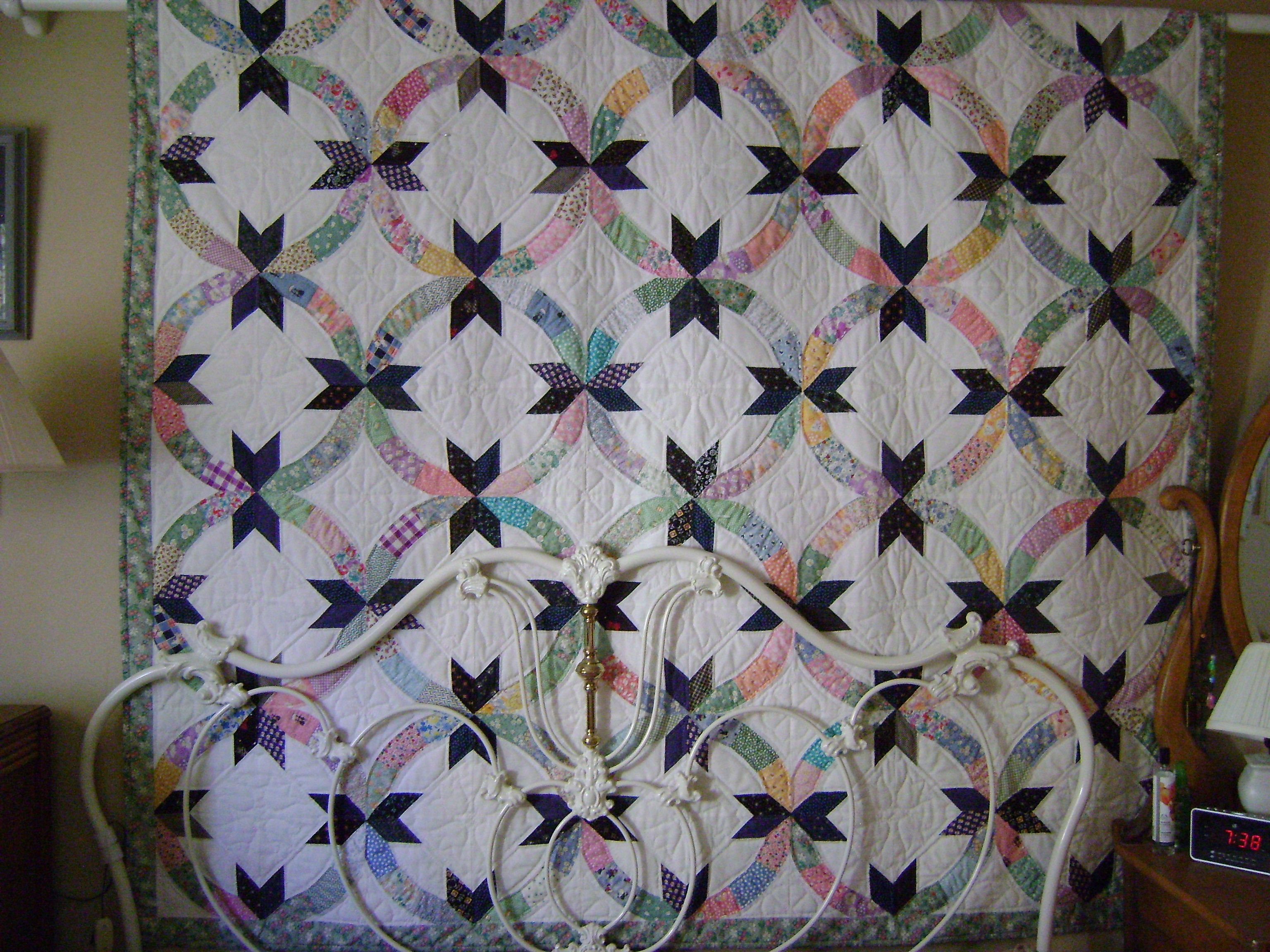 Missouri Star Quilt Company-if I won the chevron fabric contest I'd quilt like a mad maniac