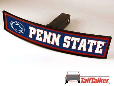 Penn State Nittany Lions Trailer Hitch Cover Illuminated NCAA Officially Licensed by tailtalker on Etsy