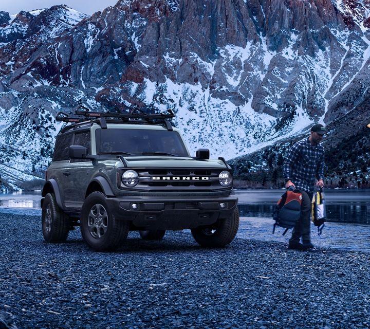 2021 Ford® Bronco SUV The 2Door & 4Door Bronco Is Back
