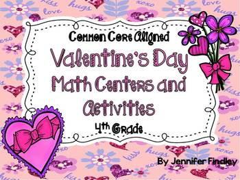 ... Grade, 5th Grade, and a Fraction Pack with a Fun Valentine Theme