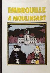 Tintin - Pastiches, parodies & pirates -25b- Tintin et le mystère de la toison dor