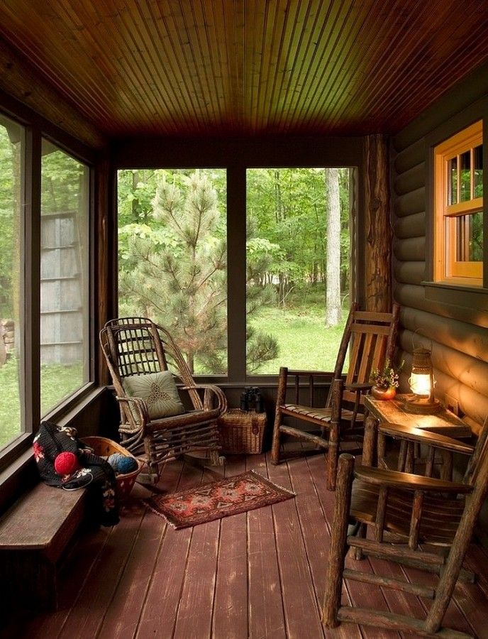 Wonderful Cabin In The Woods, Rush Lake Cabin By Michelle Fries, BeDe Design