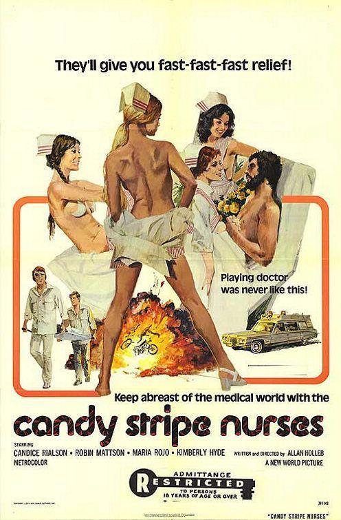 Candy Striped Nurses  :o) Love it!!