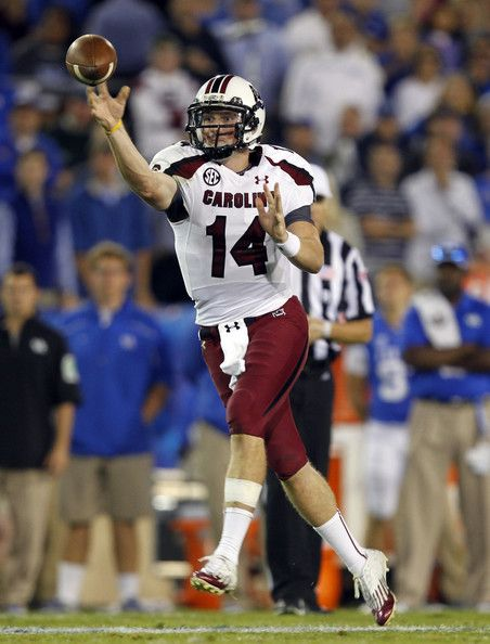 Connor Shaw Photos Photos: South Carolina v Kentucky ...