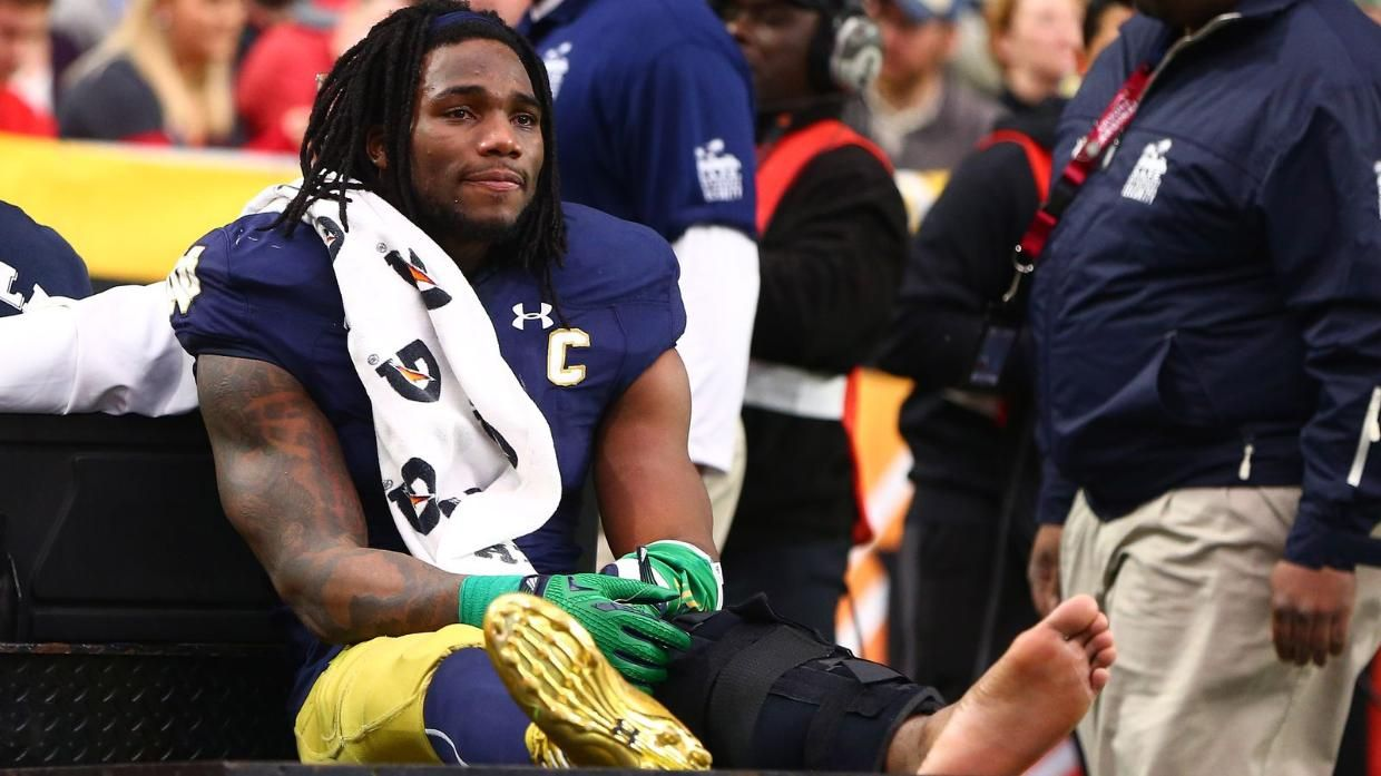 Jaylon Smith Another Example of How NCAA Players Deserve