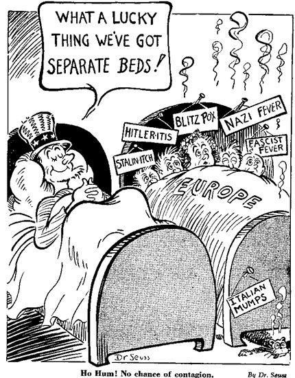 Dr Seuss Was Not Even In The General Vicinity Of Fucking Around