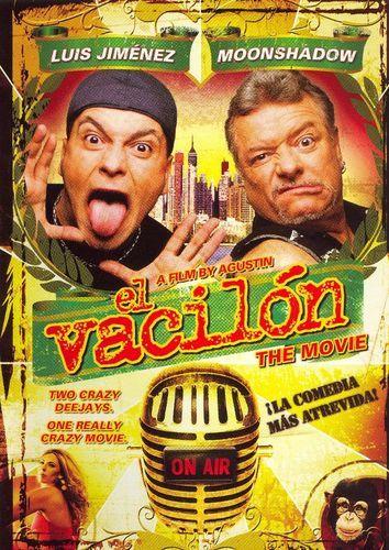 Best Buy El Vacilon Spanish Dvd 2005 Movies Movie Covers The Stranger Movie