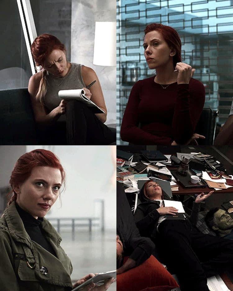 Immagine Di Marvel Avengers Endgame Movie Girl Celebrity