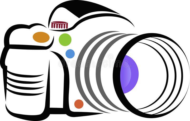 Camera Logo Illustration Art Of A Camera Logo With Isolated Background Affiliate Illustration Logo Camera Logo Photo Logo Design Camera Logos Design
