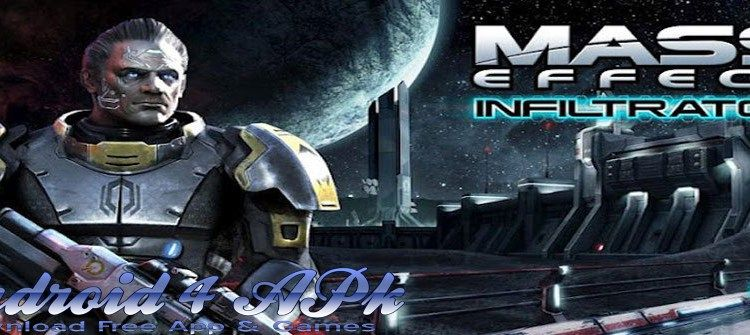 Mass Effect Infiltrator Apk Obb For Android Download Free With