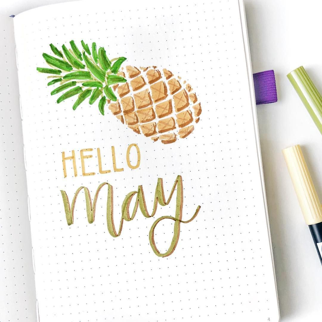 HELLO MAY  It's finally a month that means sunshine!! ☀️ I don't know about you guys but I am soooo done with all this rain  My theme… #augustbulletjournal