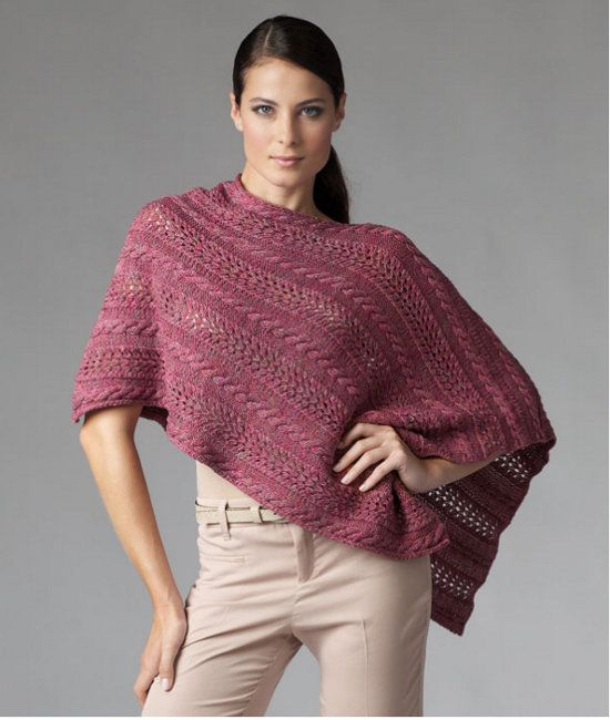 Free knitting pattern poncho in smc violena colori httpwww free knitting pattern poncho in smc violena colori http dt1010fo