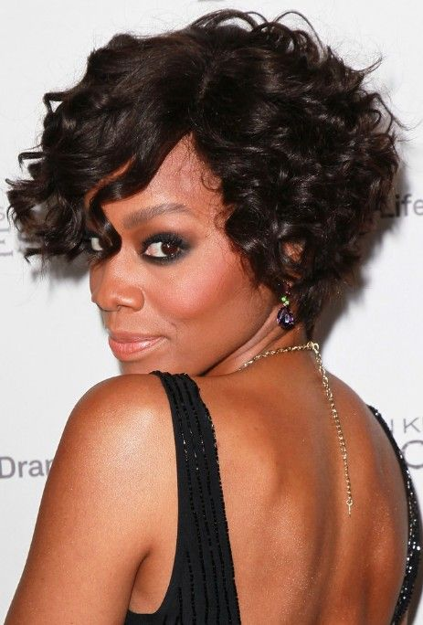 Outstanding 1000 Images About Hair Ideas On Pinterest Curly Bob Haircuts Short Hairstyles For Black Women Fulllsitofus