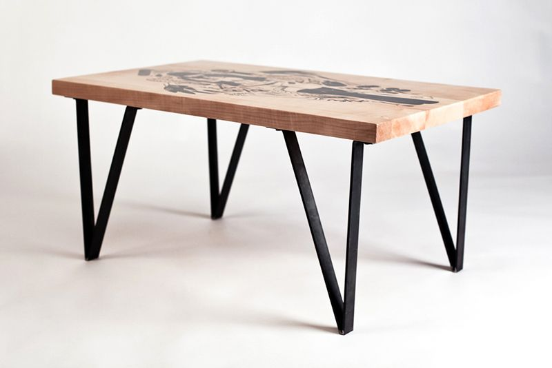 Pretty Cool Table Legs Table Cool Tables Coffee Table