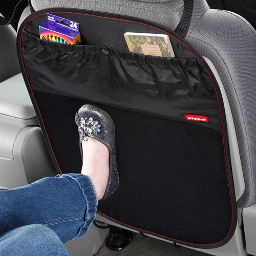 Seat Back Protector Washable Car Seat Organizer Stuff N Scruff Cars Organization Car Seat Organizer Car Seats