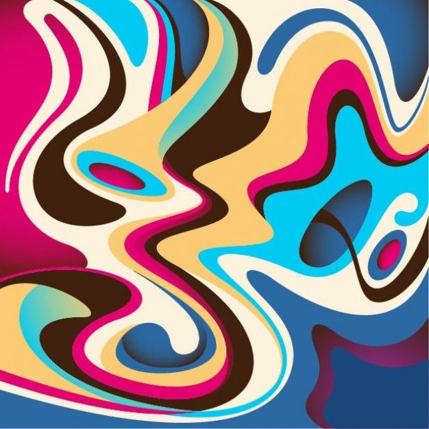 Abstract colorful flow background vector graphic name homepage graphics license creative commons also paint free rh pinterest