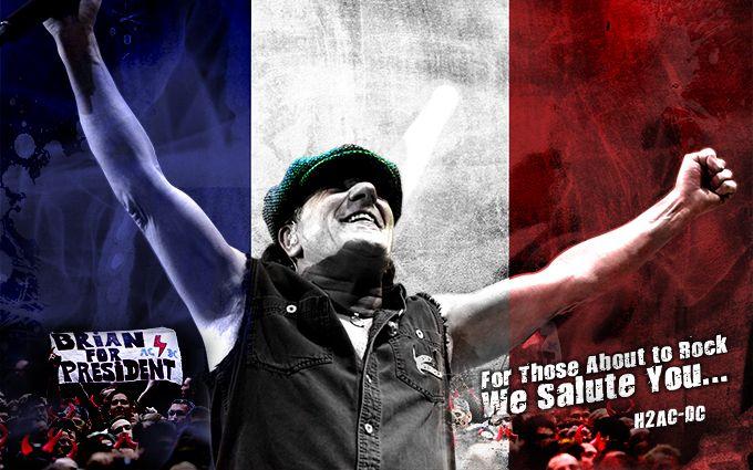 Le site francophone sur AC/DC
