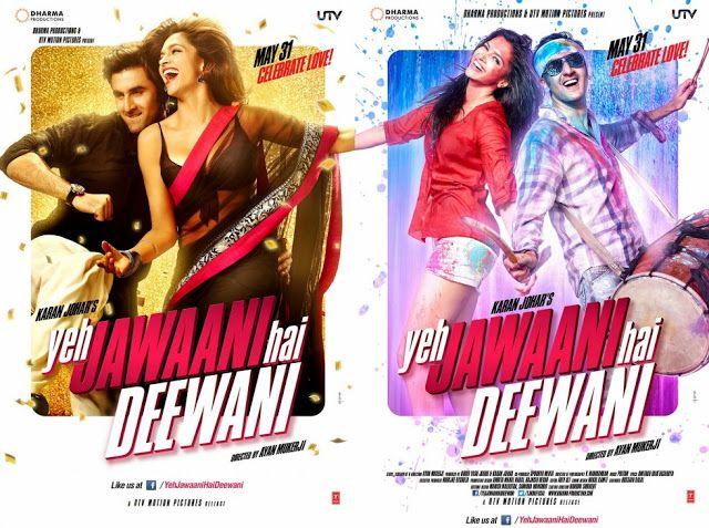 Yeh Jawaani Hai Deewani 2013 Hindi Movie Song Download Lazymoviez Hindi Movie Song Hindi Movies Movie Songs