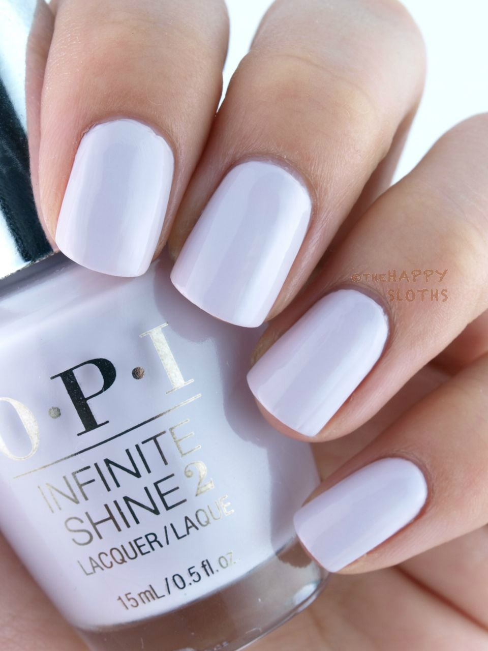 Opi White Gel Nail Polish: OPI Infinite Shine Summer 2015 Collection: Review And