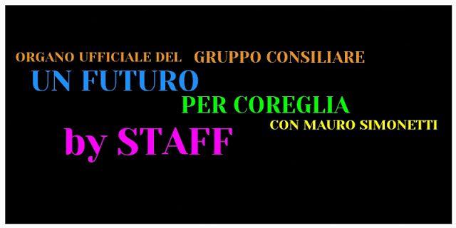 CAPITAN FUTURO: POST PER IL GIORNALINO DEL COMUNE DI COREGLIA DA '...