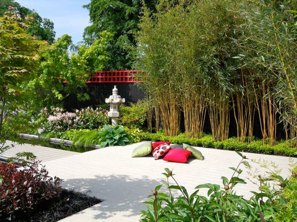 Exotic Chinese Garden Design Ideas | OnHomes. | Garden: Idea ...