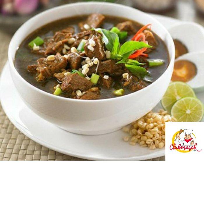 Rahasia Resep Rawon Asli Special Enak Gurih Dan Lezat Resep Rawon Resep Masakan Masakan Indonesia Resep Daging