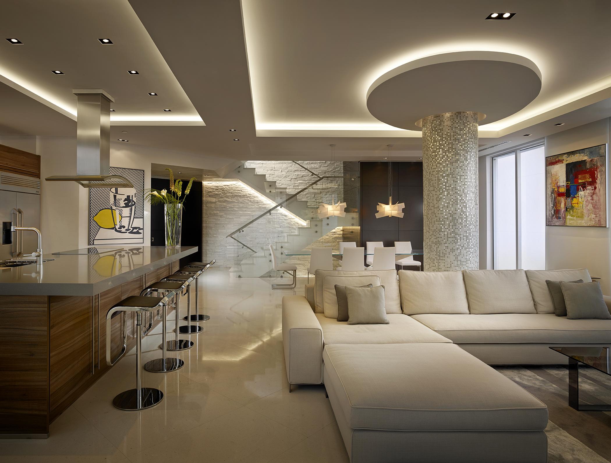 Akoya Penthouse Akoya Penthouse custom furniture