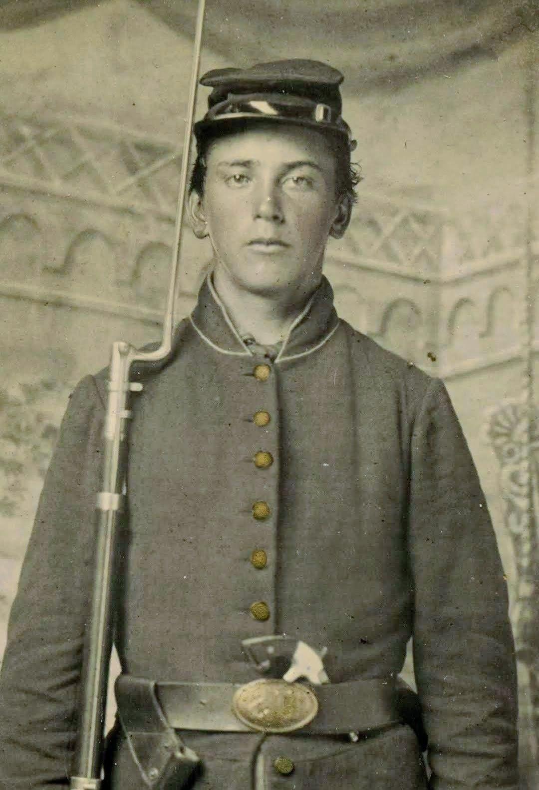 Such A Young Face Civil War History American Civil War Civil War Confederate