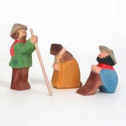 Three Shepherds (Ostheimer MINI Box)