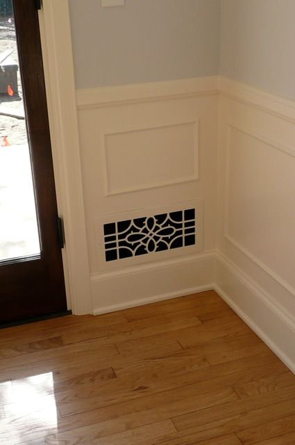 What We Ve Learned Vent Grilles Registers House Heating Custom Metal 1920s Decor