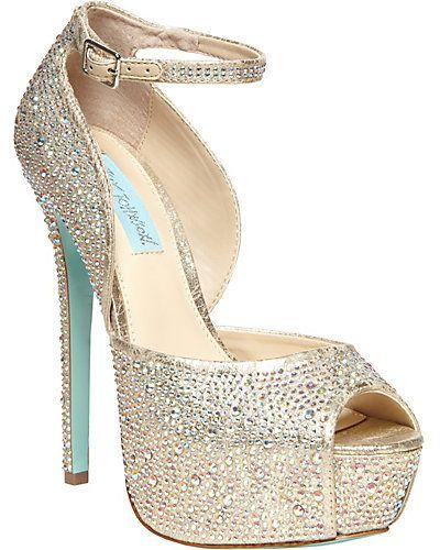 Betsey Johnson | Wedding Accessories | Pinterest | Zapatos