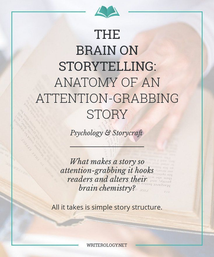 The Brain On Storytelling Anatomy Of An Attention Grabbing Story