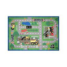 Jumbo Tonka Interactive 30x48 Inch Area Rug Ga Gertmenian Toys R Us