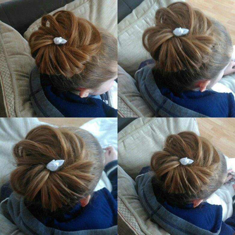 Hairstyles For Communion Upstyles: Pin By Noreen Curley On Upstyles By Noreen