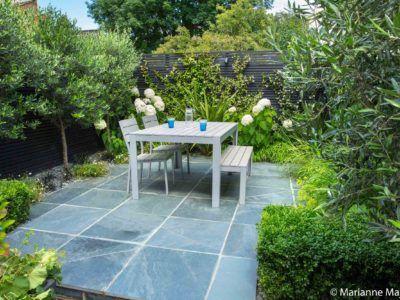 small garden designs London Outdoor spaces Pinterest Small