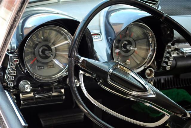 San Jose Classic Car Interiors