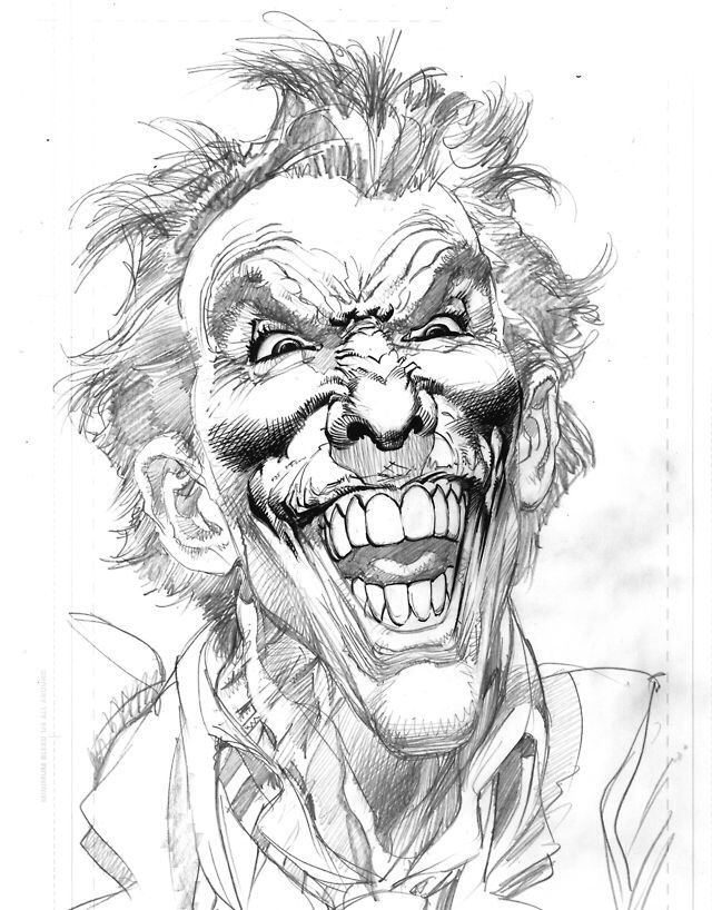 Joker S Teeth Tho Goruntuler Ile Cizim