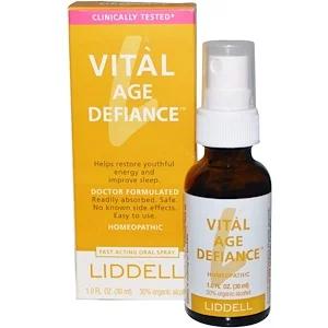 Liddell Vital Age Defiance بخاخ للفم 1 0 أونصة سائلة 30 مل Iherb Heal Cavities Oral Care Oral