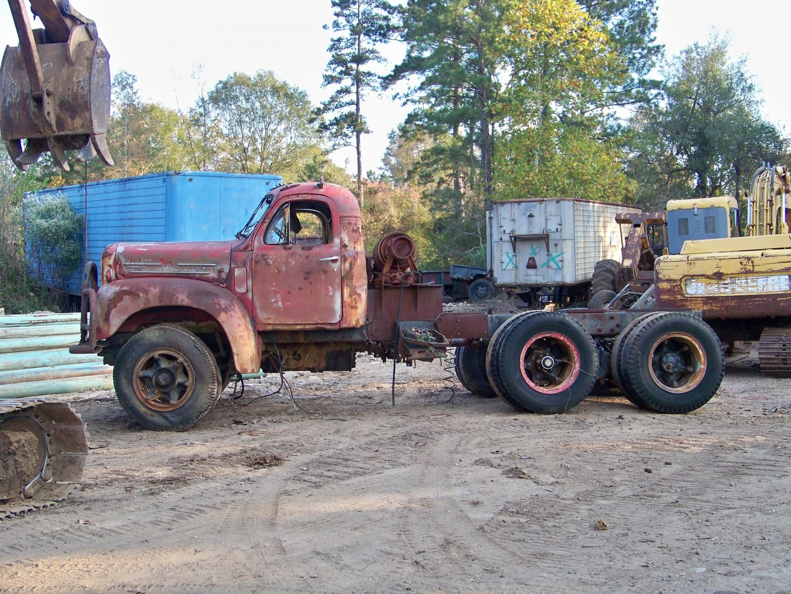 Old B Model Mack Trucks | ... vehicles trailers commercial trucks ...