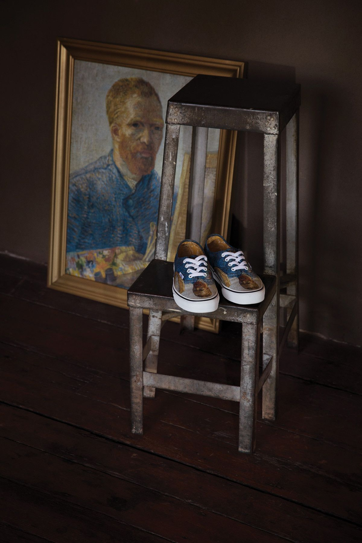 Van Vincent Revealed Officially Vans Gogh Collection X RwqwdrH