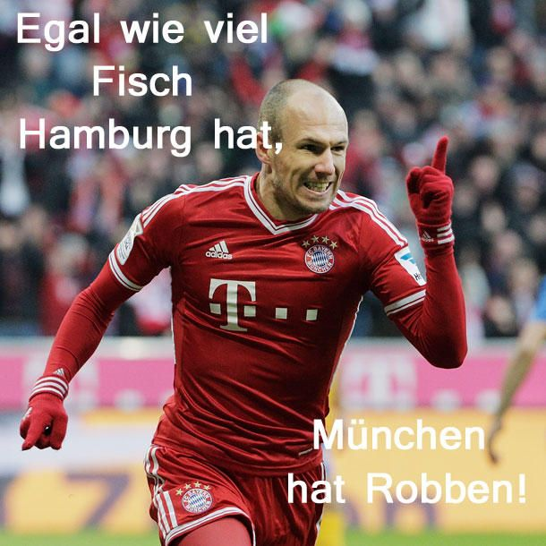 Egal wie Witze: Arjen Robben | Lol. | Bayern, Funny und Munich