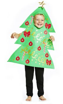 F F Christmas Tree Dress Up Costume Manualidades Manualidades Para Ninos Ninos