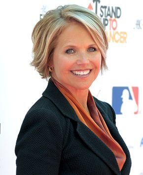 Katie Couric Signs Off Cbs Evening News