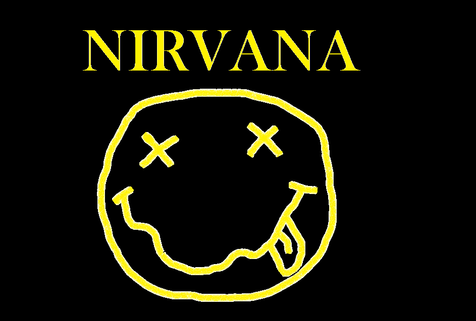 Nirvana Logo Wallpapers