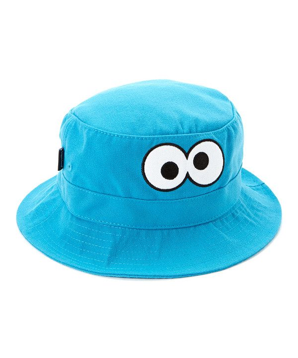 Look at this Cookie Monster Bucket Hat - Kids on  zulily today! 93ee041dfc04