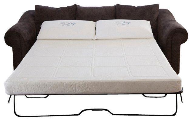 Sleeper Sofa Mattress Gel Memory Foam Sofabed Sleeper Replacement