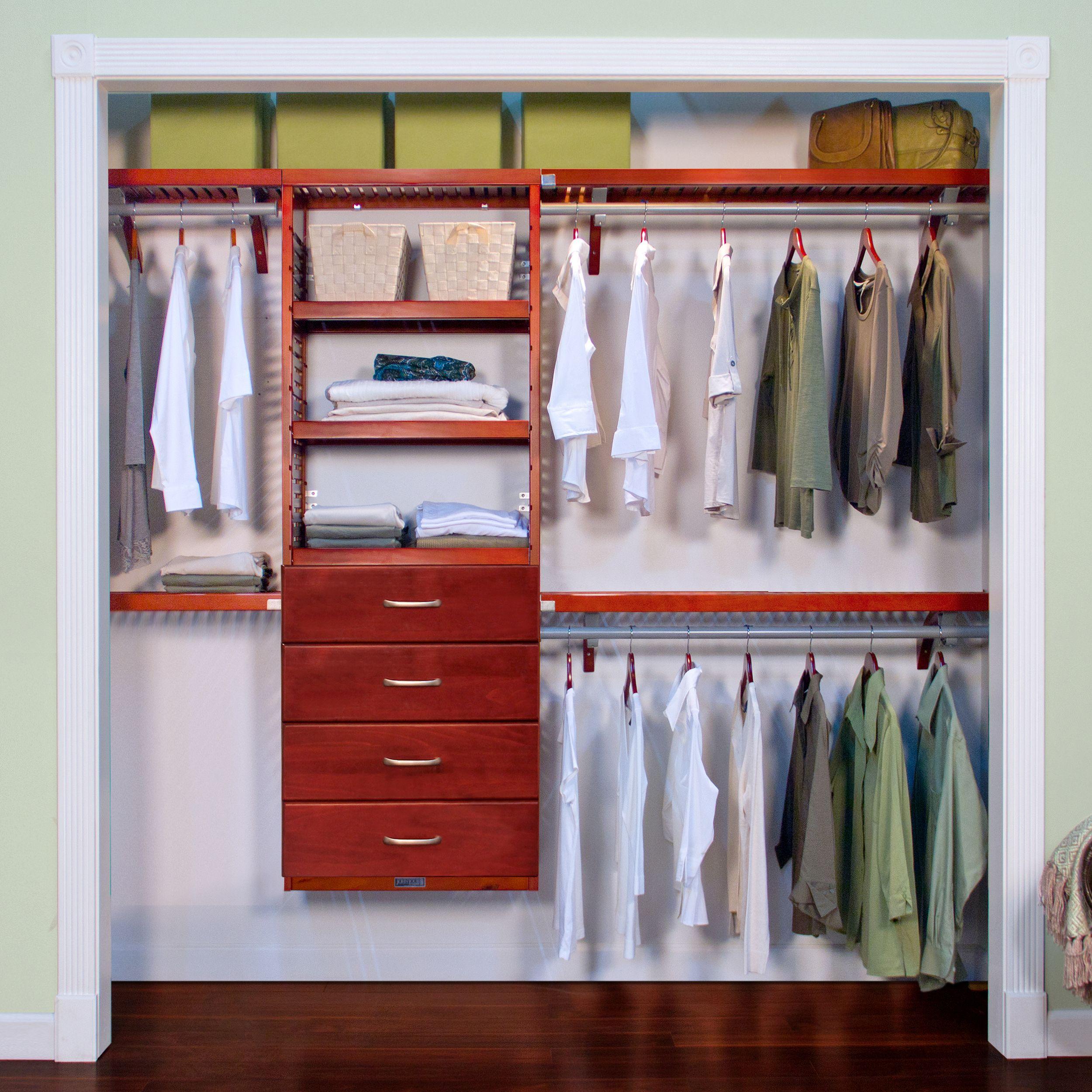 deep drawer dresser walmart